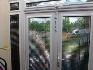 perfect fit blinds ...after
